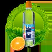 Минеральная вода Active O2 Sport со вкусом апельсина