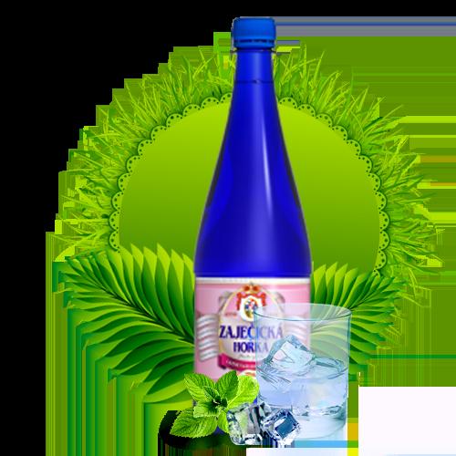 Минеральная вода Зайечицка Горька