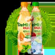 Минеральная вода «РеМикс Князь» (ReMix Knjaz)