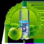 Минеральная вода Active O2 Sport со вкусом яблока